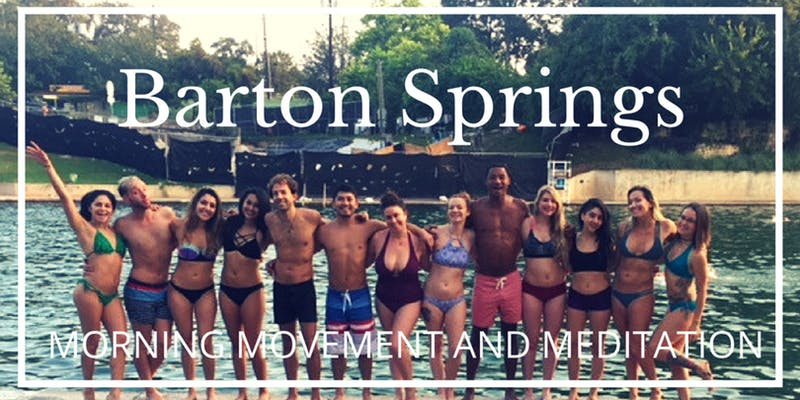 barton spring morning